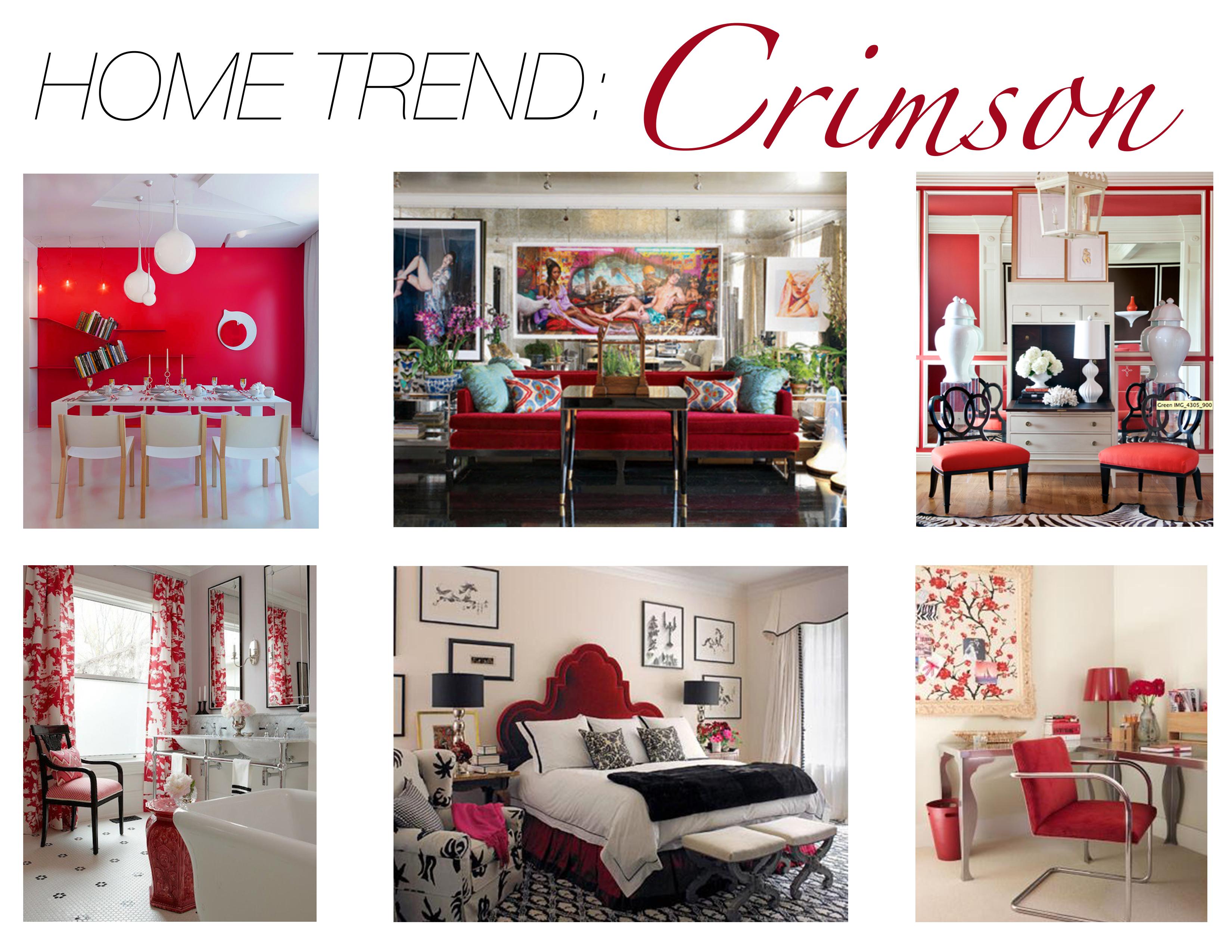 Home trend deep crimson mountain home decor for Mountain home design trends