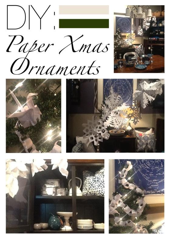 DIY_paper ornaments