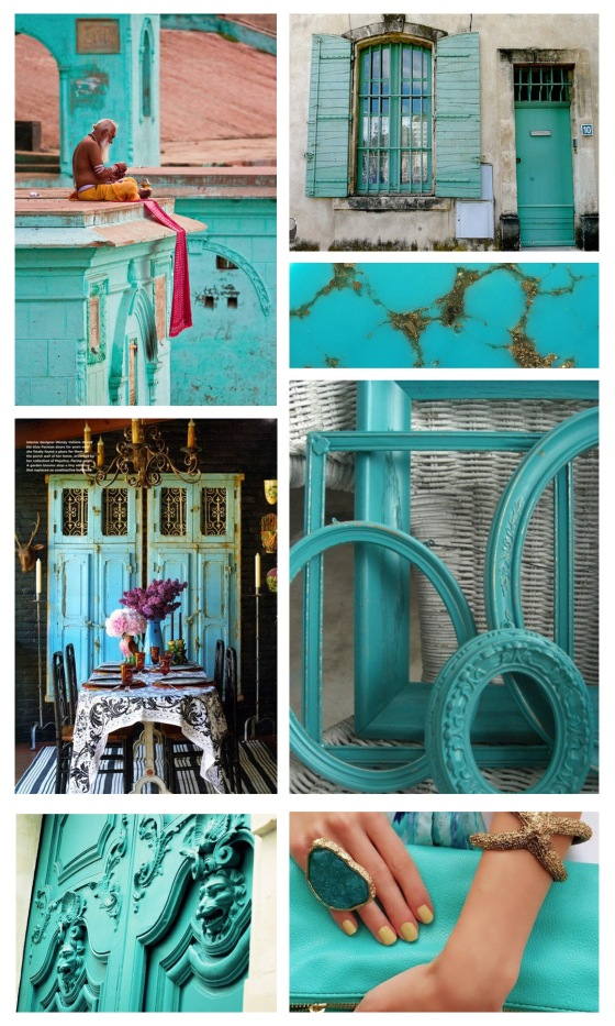 Impressive Turquoise Decor Accents 560 x 933 · 253 kB · jpeg