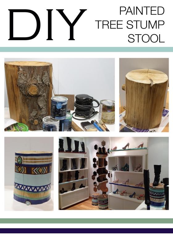 DIY_TREE STUMP STOOL copy