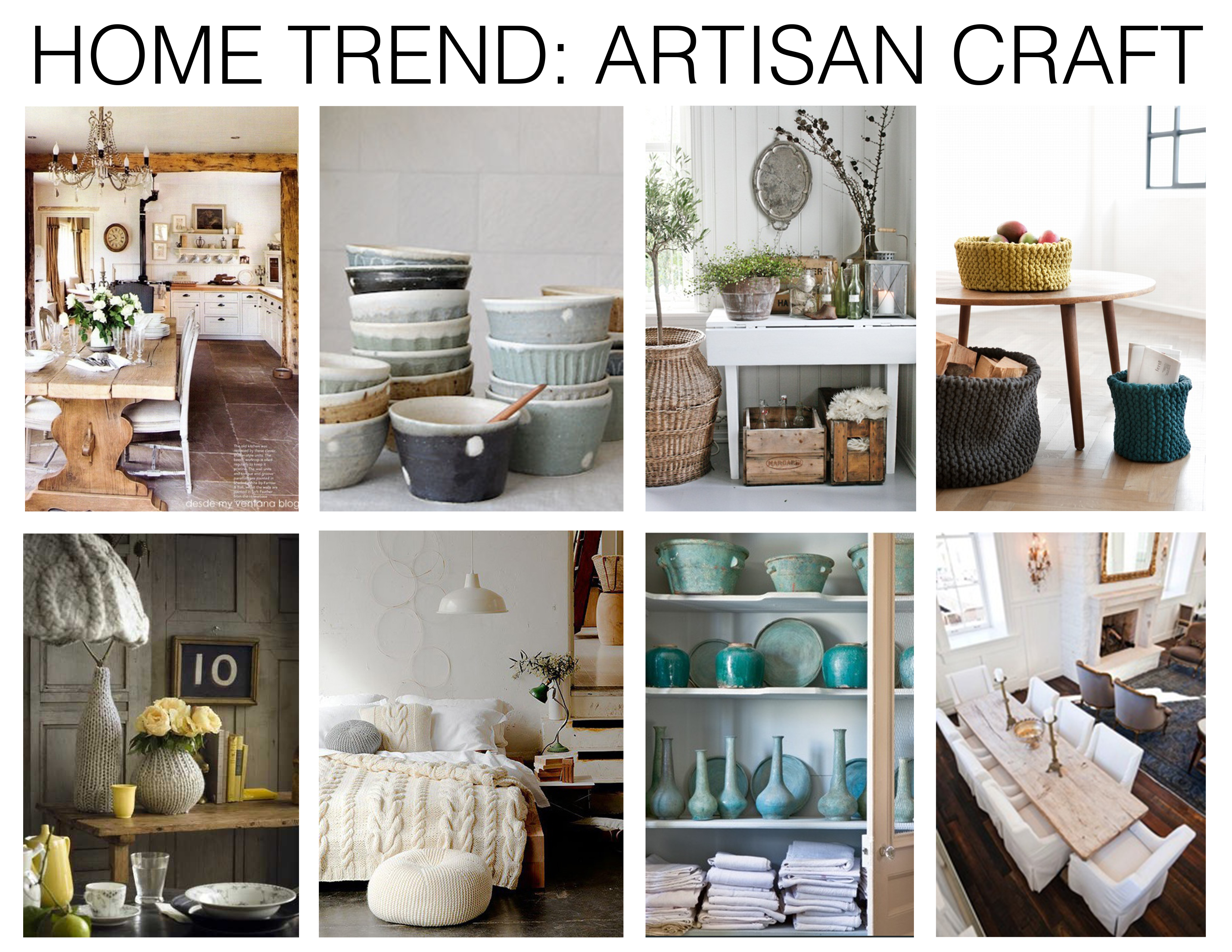 Home trend artisan craft mountain home decor for Art decoration home