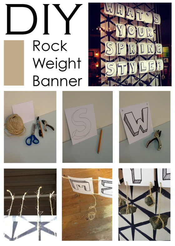 DIY_rock garland