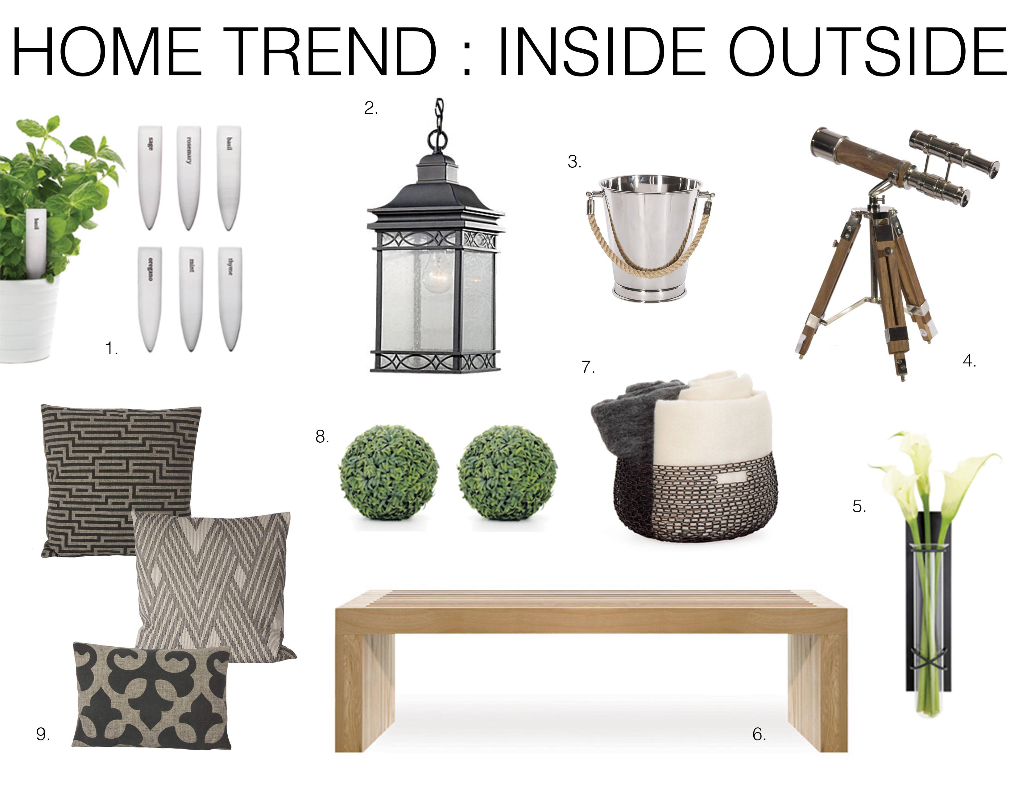 Home trend inside outside mountain home decor for Mountain home design trends