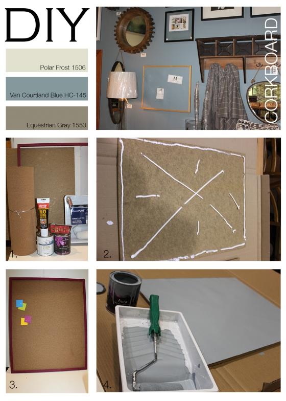 DIY_cork board