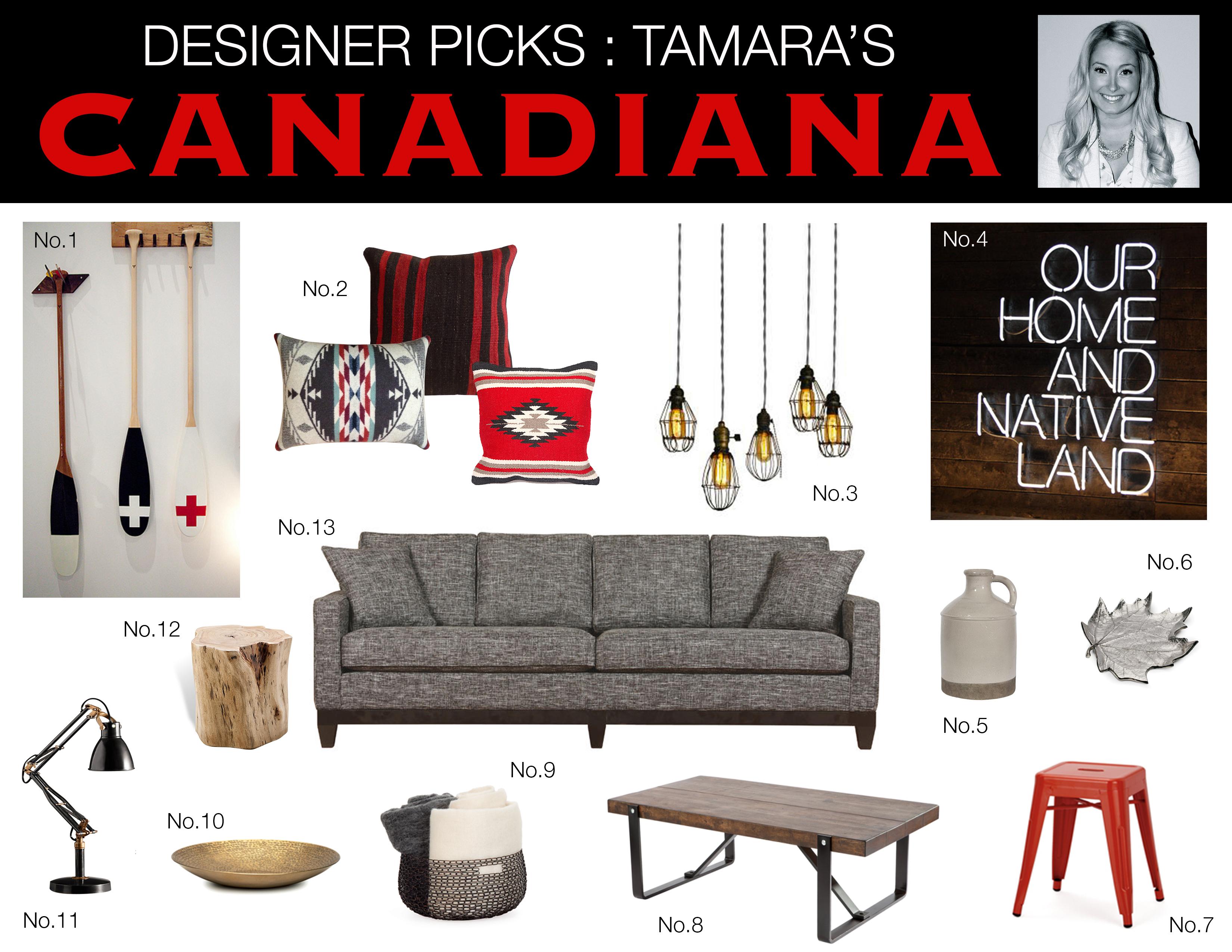 Designer Picks Tamara S Canadiana Mountain Home Decor
