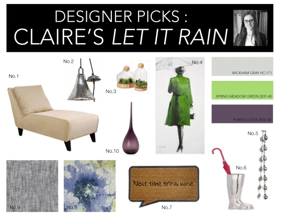 MHD_designer picks_claire_let it rain