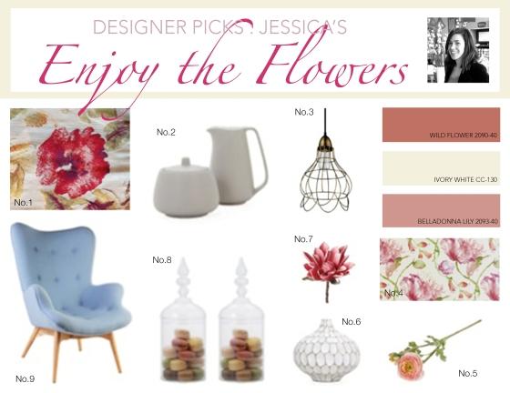 MHD_designer picks_jessica_enjoy the flowers