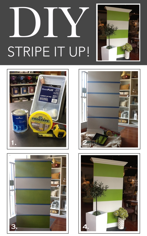 DIY_stripe it up