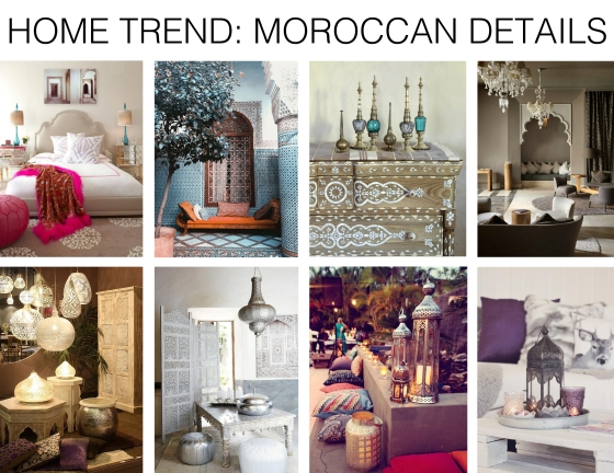 Home trend moroccan details mountain home decor for Mountain home design trends